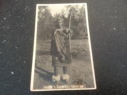 BR -1800 - SWAZI WOMAN - - Tir à L'Arc