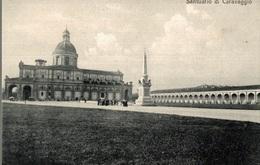 CPA Santuario Di Caravaggio - Italie