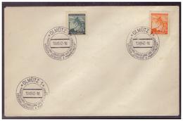 BM (007742) Umschlag Mit Sonderstempel 103, Olmütz1 Vom 10.8.1942 - Böhmen Und Mähren