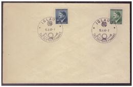 BM (007745) Umschlag Mit Sonderstempel 113, Tag Der Briefmarke Iglau Vom 13.1.1943 - Böhmen Und Mähren