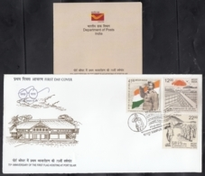 India  2018  Flag Hoisting By Netaji Subhash Chandra Bose  3v  Kanpur  First Day Cover  # 17495  D  Inde Indien - FDC