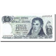 Billet, Argentine, 5 Pesos, KM:294, SPL+ - Argentine