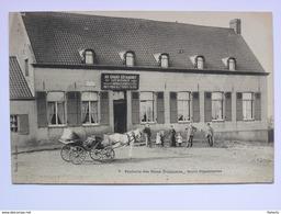 Godewaersvelde Mont Des Cats Au Grand Estaminet Café Restaurant Bénault Produits Des Pères Trappistes - France