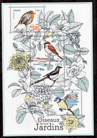 France 2018 Oiseaux Des Jardins  F   Neuf TB ** MNH Sin Charnela Prix De La Poste 3.2 - Moineaux
