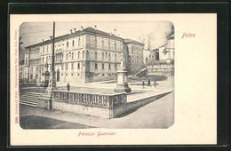 Cartolina Feltre, Palazzo Guarnieri - Otras Ciudades