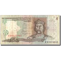 Billet, Ukraine, 1 Hryvnia, 1994, 1994, KM:108b, TB+ - Ukraine