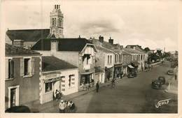 85 Vendée :  Croix De Vie  Quai De La République   Réf 6109 - Saint Gilles Croix De Vie