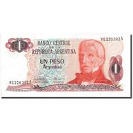 Billet, Argentine, 1 Peso Argentino, KM:311a, SPL - Argentine
