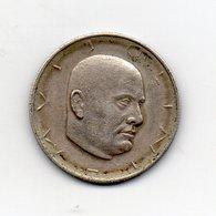 Italia - Medaglia Benito Mussolini - Molti Nemici - Molto Onore - Vedi Foto - (MW2127) - Italia