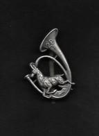 INSIGNE 28ème CHASSEUR ALPIN (Arthus Bertrand Paris) - Armée De Terre