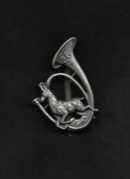 INSIGNE 28ème CHASSEUR ALPIN (Arthus Bertrand Paris) - Heer