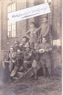 CPA PHOTO - POLOGNE - TESCHEN -CIESZYN - MILITARIA - Soldats MUSICIENS POLONAIS ITALIENS Et TCHEQUES 1920 - Poland
