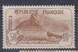 FRANCE 1926-27:  'Orphelins' , Le Y&T 230,  Neuf** - Neufs