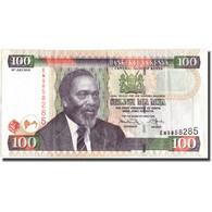 Billet, Kenya, 100 Shillings, KM:48e, TTB+ - Kenya