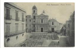 TORRE ANNUNZIATA - PIAZZA AVVENIRE - Torre Annunziata