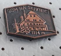 Dom Na Slivnici 1114 M Mountain Lodge Alpinism, Mountaineering, Slovenia Pin - Alpinism, Mountaineering