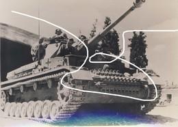 6. Panzer IV Heer En Grèce 1944. Blindé  Wehrmacht. 2. PD? Repro - 1939-45