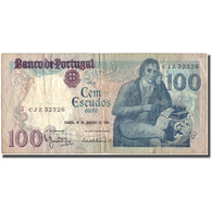 Billet, Portugal, 100 Escudos, 1984, 1984-01-31, KM:178c, TTB - Portugal