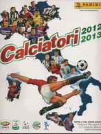 Album Figurine Calciatori 2012/2013 Editrice Panini 2013 Nuovo 19 Figurine - Sonstige