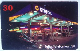 Statoil  30 Units - St. Helena Island