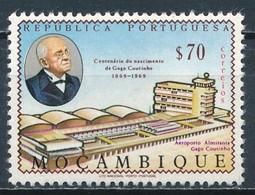 °°° MOZAMBICO - Y&T N°543 - 1969 MNH °°° - Mozambico