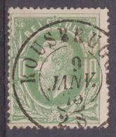 30 DC. Rousbrugge 1875 Coba+15    / 0309/16 - 1869-1883 Leopold II