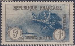 FRANCE 1926-27:  'Orphelins' , Le Y&T 232,  Neuf** - France