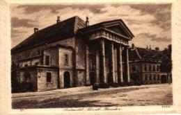 Detmold, Theater, Künstlerkarte, Um 1910/20 - Detmold