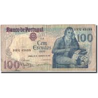 Billet, Portugal, 100 Escudos, 1981, 1981-02-24, KM:178b, TB+ - Portugal