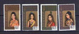 Thailande. Anniversaire De La Reine Sirikit Kitiyakar - Tailandia
