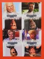 Trading Card Stargate SG 1 Lot De 7 Cartes Twisted TW-1-2-4-5-6-7-9 - Stargate