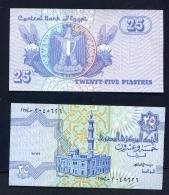 EGYPT  -  1999  25 Piastres  UNC - Egypt