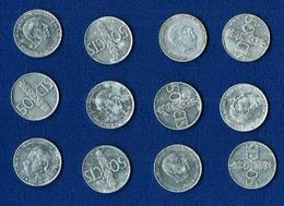 España - LOTE 12 Monedas (años 60/70) - Sin Clasificación