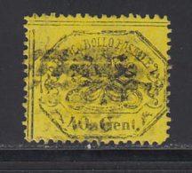 Etats Pontificaux 1868 Yvert 24 (o) B Oblitere(s) - Etats Pontificaux