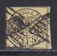 Etats Pontificaux 1852 Yvert 5 (o) B Oblitere(s) - Etats Pontificaux