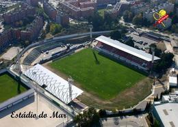 Portugal Leixoes Mar Stadium New Postcard Stadion AK - Football