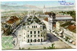 SLOVAQUIE(KASSA) - Slovaquie