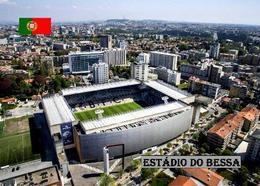 Portugal Porto Bessa Stadium New Postcard Stadion AK - Football