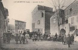 La Calmette Quartier Du Fort Tres Belle Animation - France