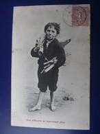 Cpa LE PETIT MENDIANT  CHIFFONNIER - Les Affaires Ne Marchent Plus !!!!!! Voyagé En 1905 - Tbe - Illustrators & Photographers