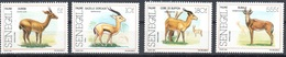 Senegal Set Mnh ** 1991 9 Euros Antilopes - Senegal (1960-...)