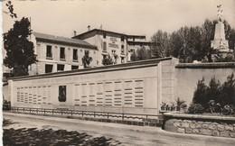 Alpes De Haute Provence : MANOSQUE : Monument Aux Morts De La Résistance ( Militaria : Guerre 1939-1945 ) Cpsm - Manosque