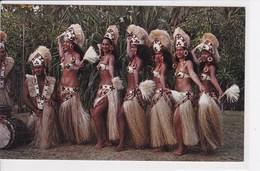 TAHITI Tahitian Dancers Of Tahiti Nui , Danseuses Tahitiennes - Tahiti