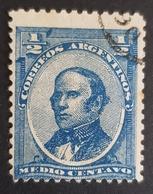 1888 - 1890, Personalities, Argentina, Used - Corrientes (1856-1880)