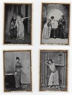 CHROMO A. Pelé Léopold Verger Théâtre Jeanne Granier Sarah Bernhardt Mme Sans-Gêne Richepin (10 Chromos) - Cromo