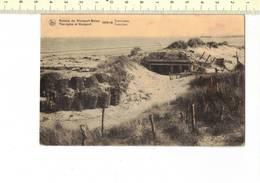50132 - NIEUWPOORT - RUINES DE NIEUPORT BAINS TRANCHEES 1914-1918 - Nieuwpoort