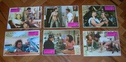 Renato Pozzetto TRE TIGRI CONTRO TRE TIGRI Contro Ponzoni 6x Yugoslavian Lobby Cards - Foto's