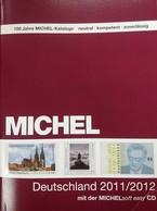 Catalogue MICHEL  ALLEMAGNE 2011-2012 - Kataloge