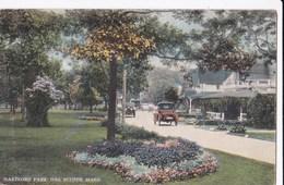 Carte 1910 HARTFORD PARK / OAK BLUFFS ,MASS - Hartford