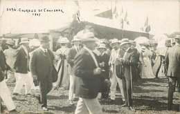 VENDEE FONTENAY LE COMTE  ( Carte Photo) Courses De Fontenay 1907    H. Fauger Photographe - Fontenay Le Comte